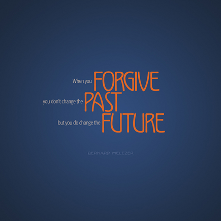 Forgive, Past, Future